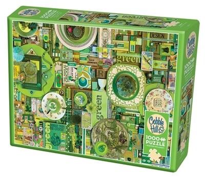Green 1000 Pc