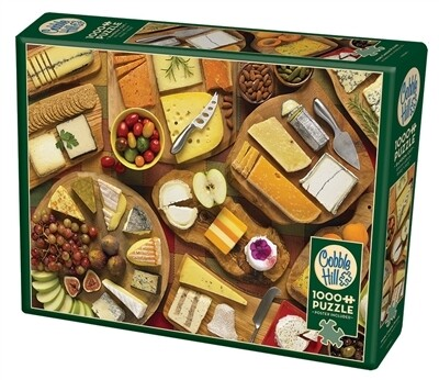 More Cheese Please 1000 Pc