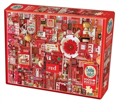Red 1000 Pc