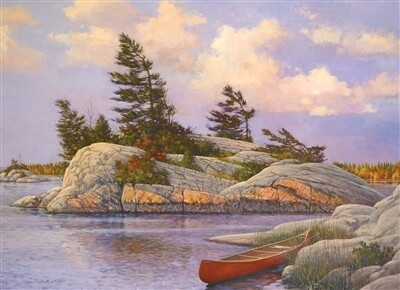 Red Canoe 1000 Pc