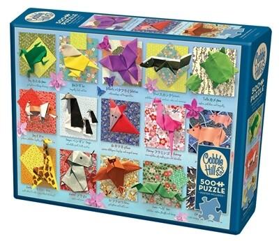 Origami Animals 500 Pc