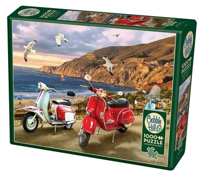 Scooters 1000 Pc