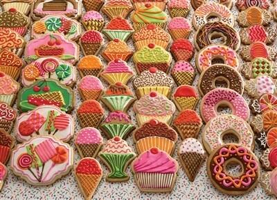 Sweet Treats 350 Pc Family