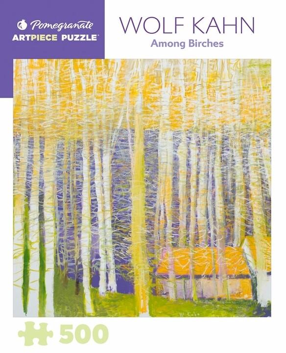 Among Birches 500 Pc