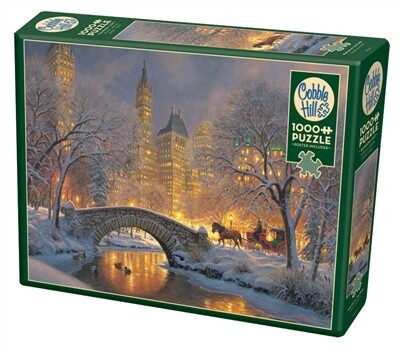 Winter In The Park 1000 Pc