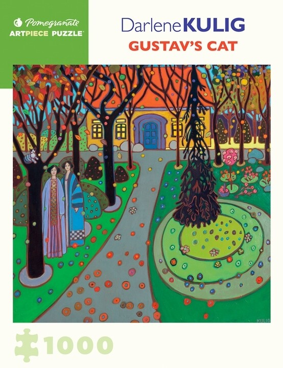 Gustav's Cat 1000 Pc