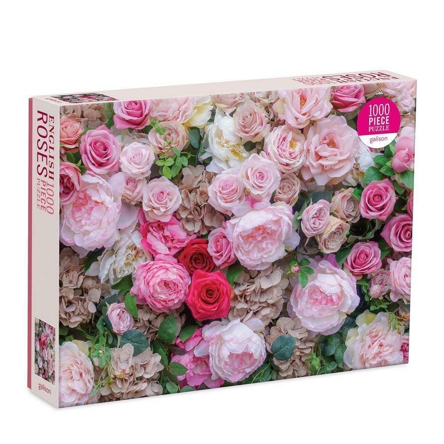 English Roses 1000 Pc