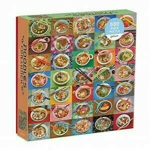 Noodles For Lunch 500 Pc