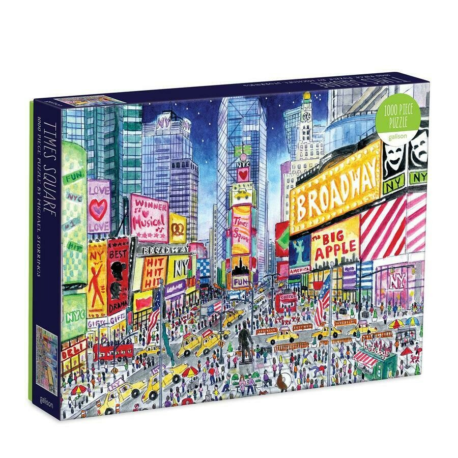 Times Square 1000 Pc