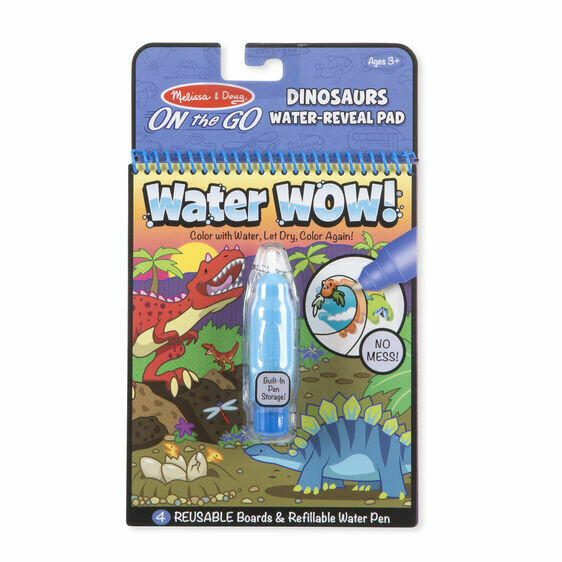 Water Wow Dinosaurs