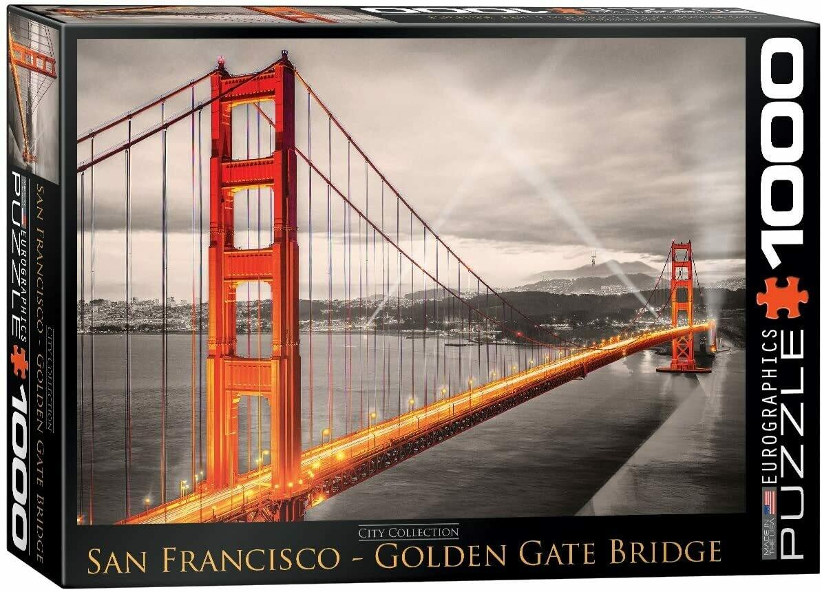Golden Gate Bridge 1000 Pc
