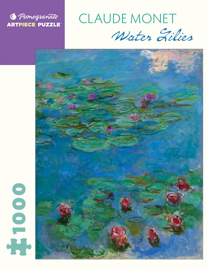 Water Lilies 1000 Pc