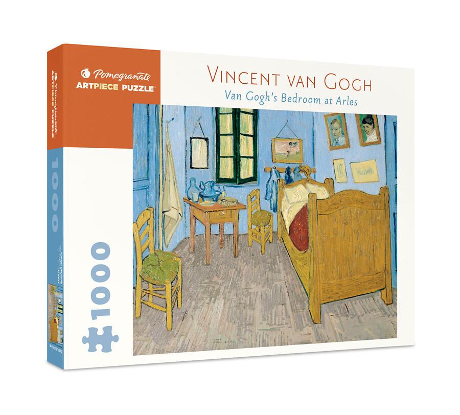 Van Gogh's Bedroom At Arles 1000 Pc