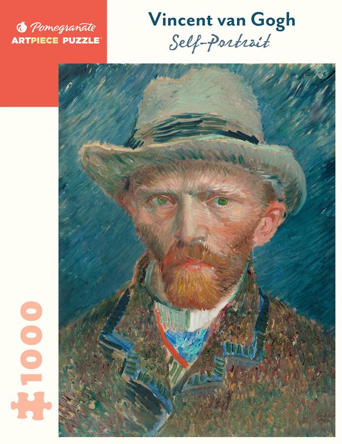 Van Gogh Self Portrait 1000 Pc