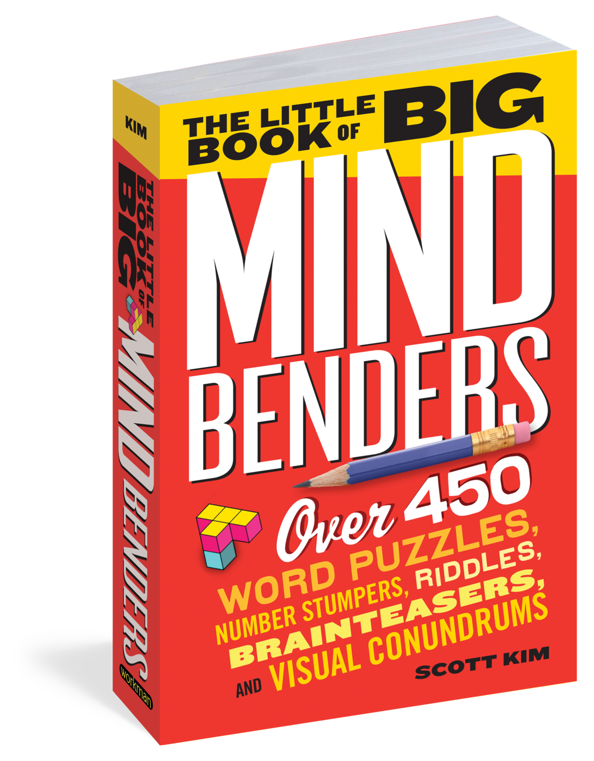 The Little Book Of Mind Benders Book