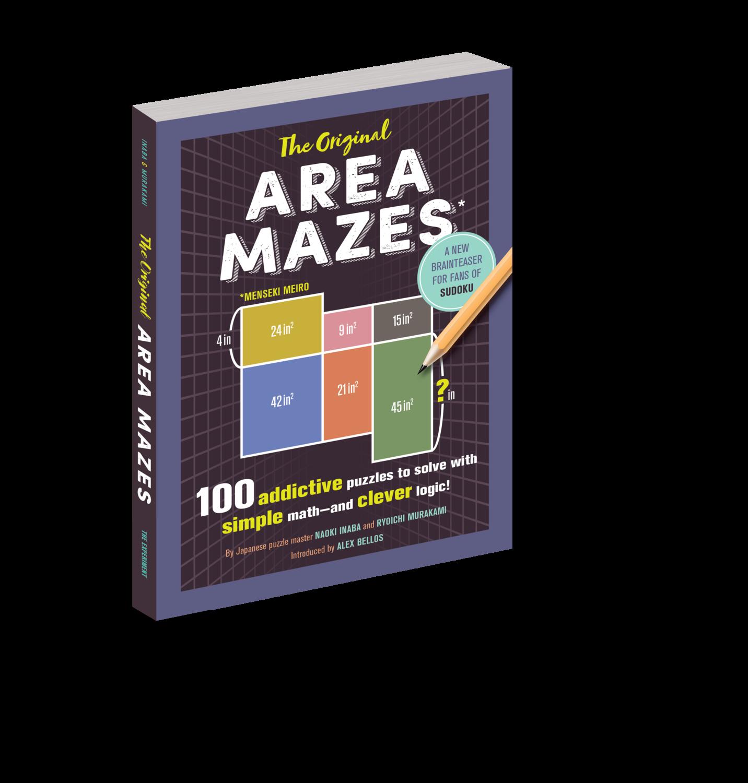 The Original Area Mazes Book