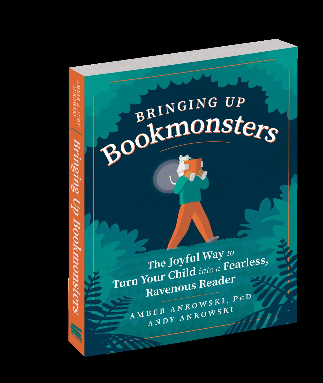 Bringing Up Bookmonsters Book
