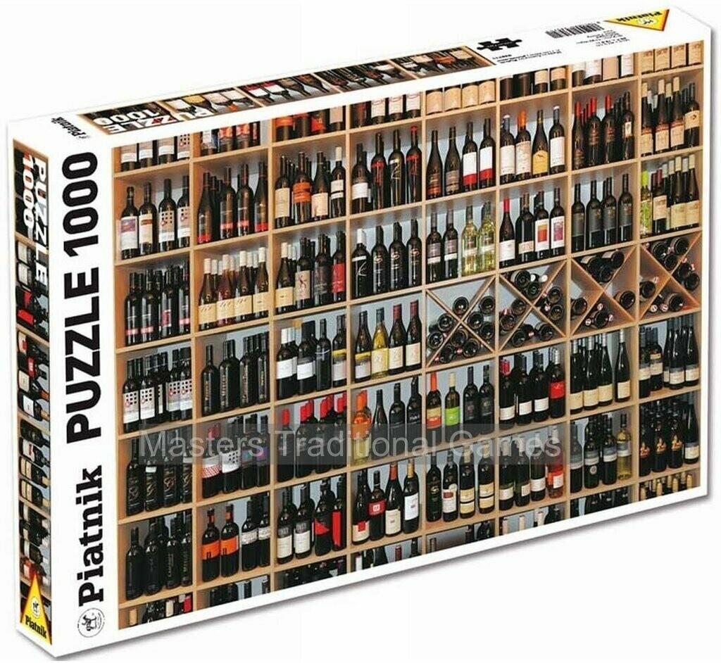 Wine Gallery 1000 Pc