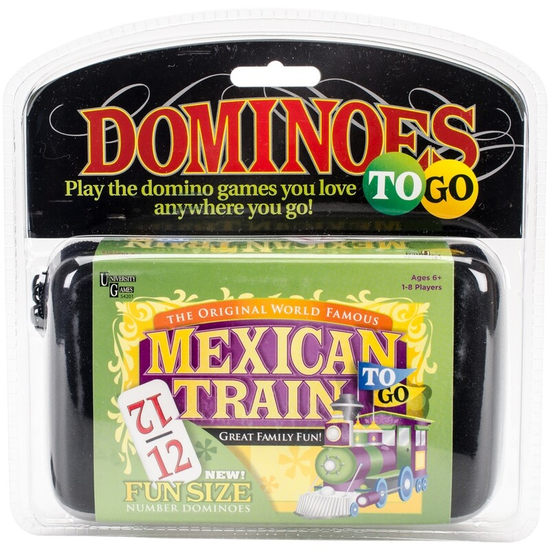 Mexican Train To Go Game