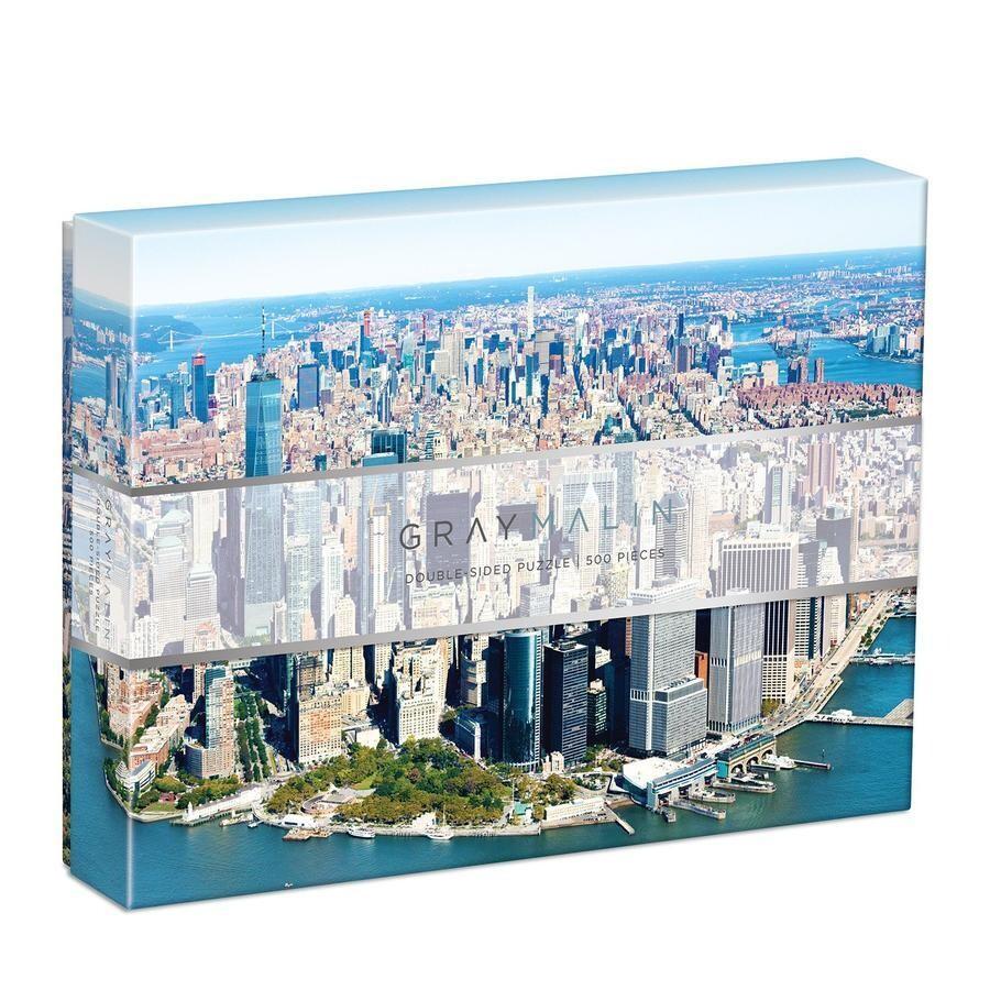 Gray Malin New York 2 Sided 500 Pc