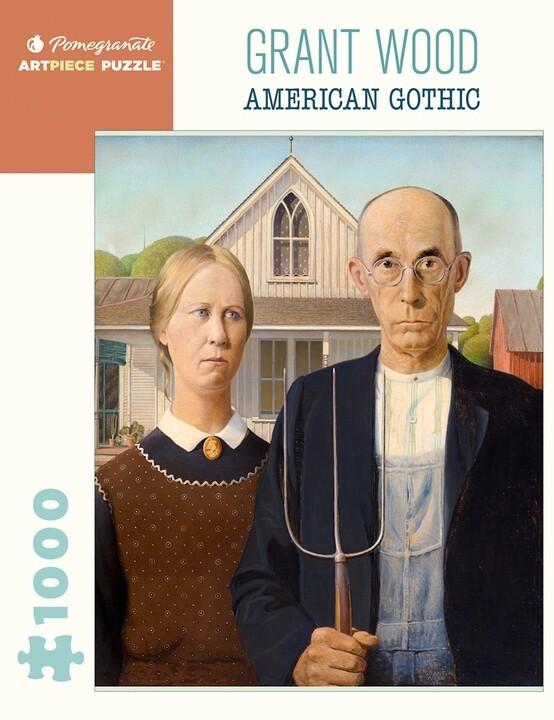 American Gothic 1000 Pc