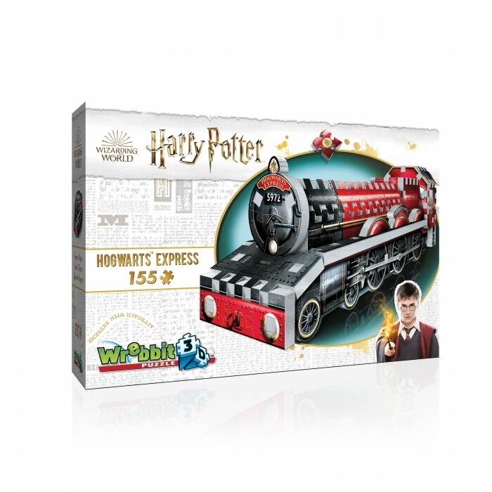 Harry Potter Hogwarts Express 155 Pc 3D