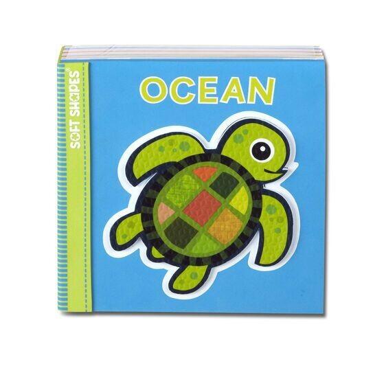 Soft Shapes Ocean Puzzle Book
