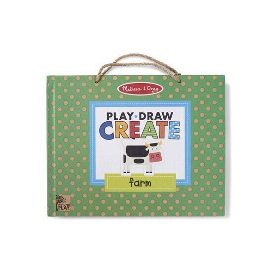 Play Draw Create Farm