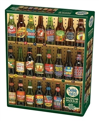 Beer Collection 1000 pc