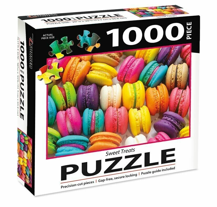 Sweet Treats 1000 Pc