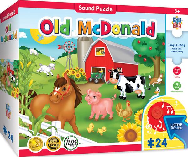 Old McDonald Sound 24 Pc