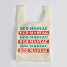 Eco Maniac Reusable Tote
