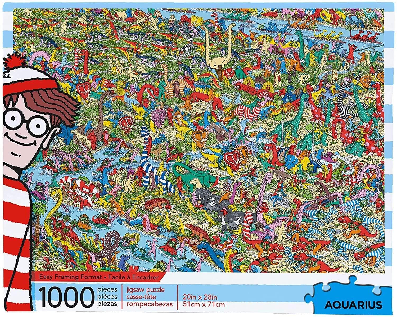 Wheres Waldo 1000 Pc