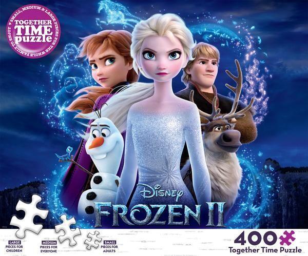 Disney Frozen 400 Pc