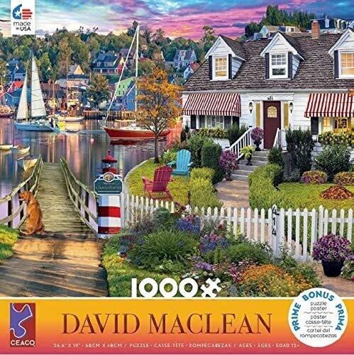 David MaClean Harborside 1000 Pc
