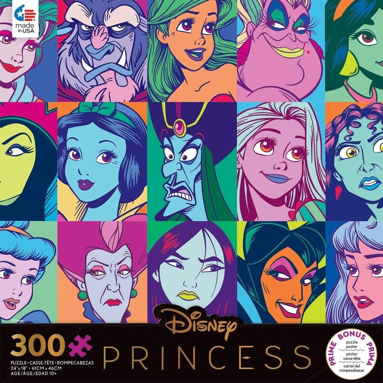 Disney Princess 300 Pc