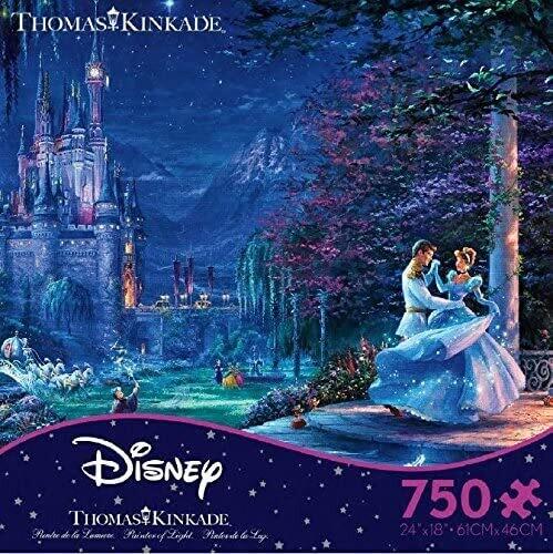 Disney Kincaid Cinderella Dancing 750 Pc