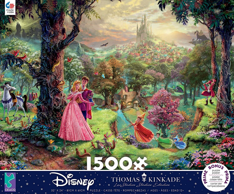 Kincade Sleeping Beauty 1500 Pc