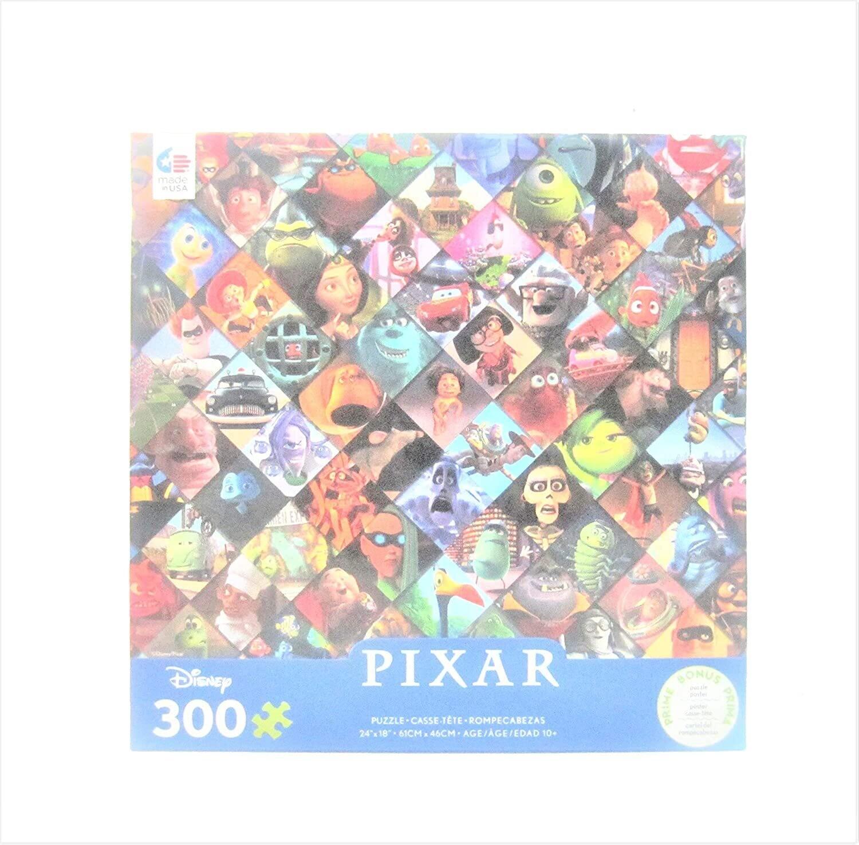 Pixar Clips 300 Pc