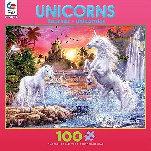 Unicorns Waterfall 100 Pc