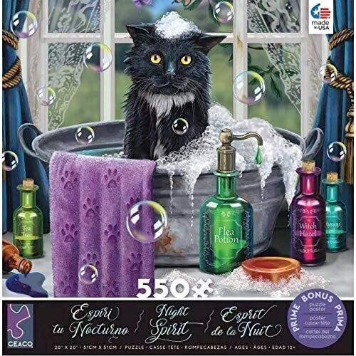 Night Spirit Bath 550 Pc