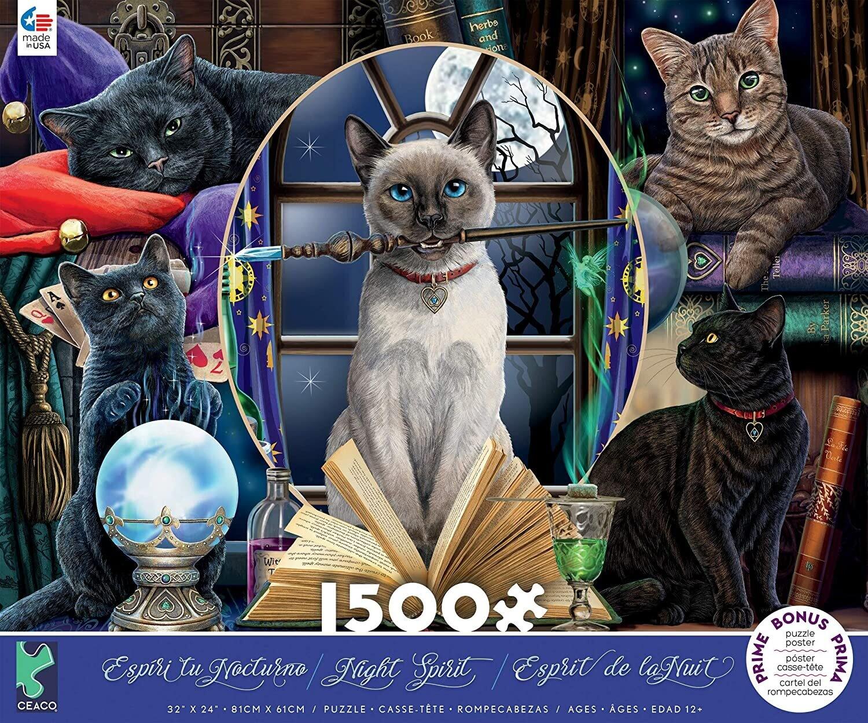 Spell Cats 1500 Pc