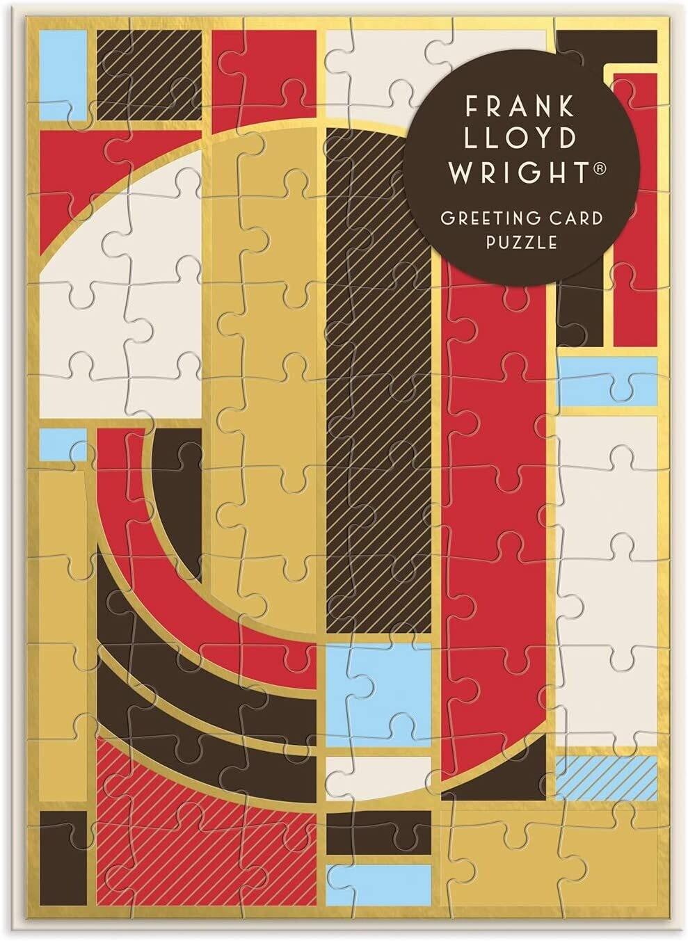 Frank Lloyd Wright Greeting Card 60 Pc