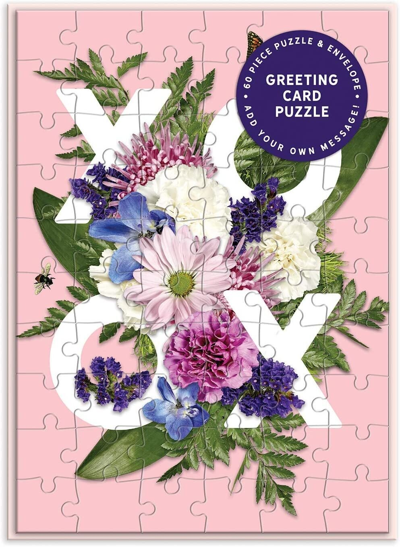 XO OX Greeting Card 60 Pc