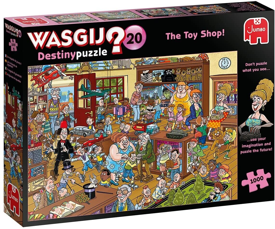 WASGIJ The Toy Shop 1000 Pc