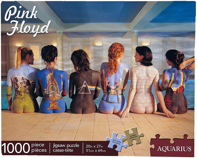 Pink Floyd Back Art 1000 Pc