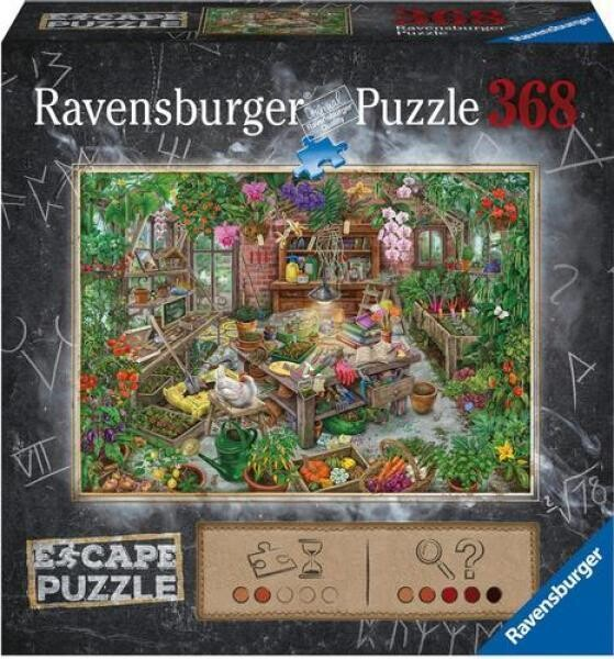 Escape The Greenhouse 368 Pc