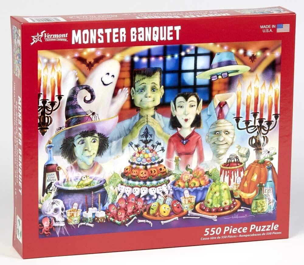Monster Banquet 550 Pc
