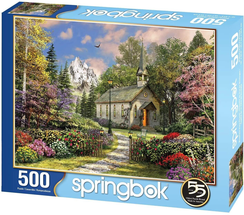 Mountain View Chapel 500 Pc