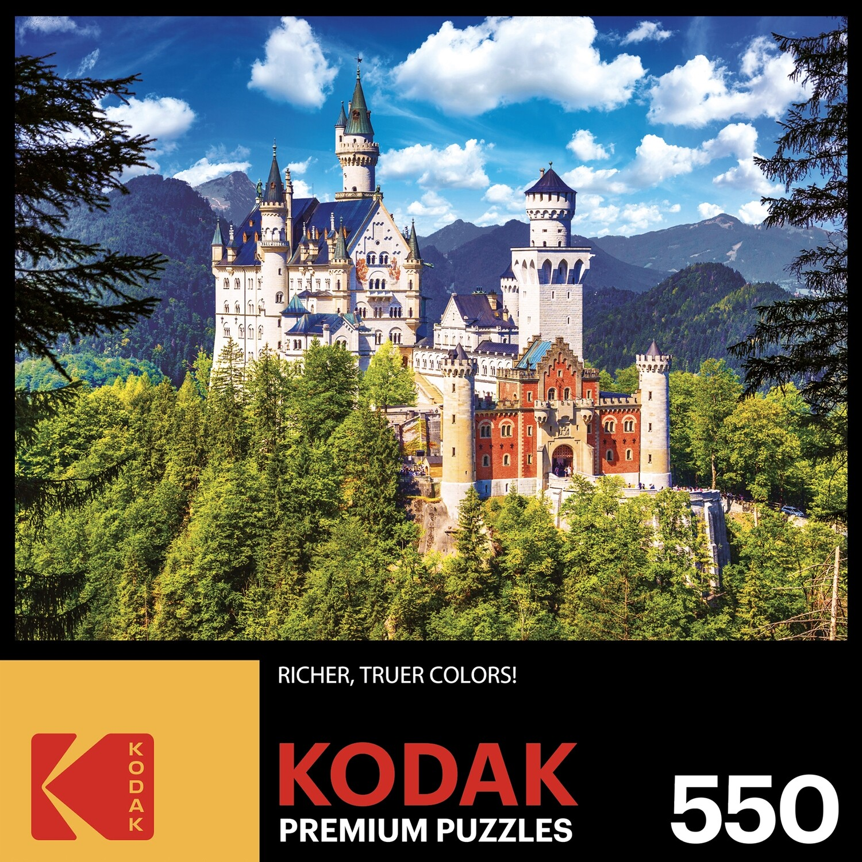 Neuschwanstein Castle 550 Pc